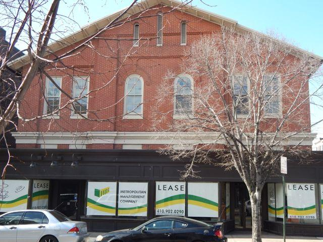 Charm City Yoga is moving its Federal Hill location from a small space at 37 E. Cross St. to a 4,000-square-foot space at 1024 Light St..
