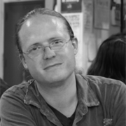 Stephen Lawler (pictured) worked for a major U.S. defense contractor that supported U.S. defense and intelligence communities in areas of information security research and development. He spoke about advanced exploitation techniques for mobile devices that use the ARM microprocessor.