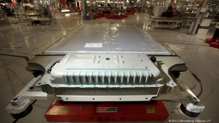 The production of Tesla battery packs will be key as the company begins producing its mass-market third-generation car.