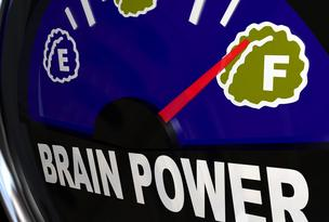 Brain power is an indicator of startup success.