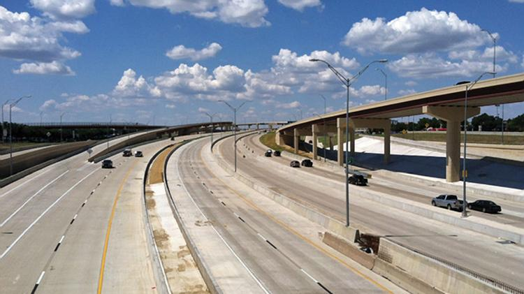The TEXpress Lanes on the DFW Connector have logged more than 150,000 trips in the first month.
