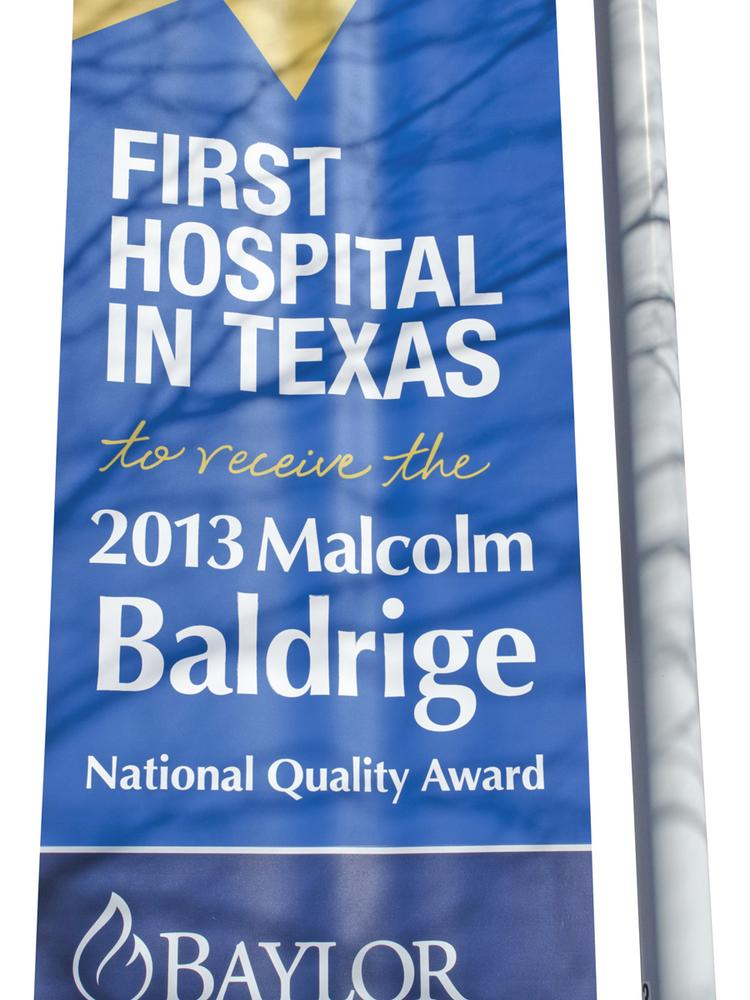 Baylor Regional Medical Center at Plano is the first accepted honoree to ever decline the award.