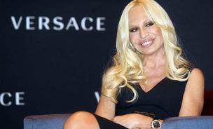 Donatella Versace, creative director and part owner of Gianni Versace SpA, made the decision with her family to sell a minority stake of the Italian fashion company.