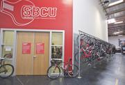 A classroom at Specialized headquarters for SBCU — Specialized Bicycle Components University — where vendors come to learn about product specs, marketing and fitting customers for new gear. The company holds its university sessions in a variety of locations around the world.