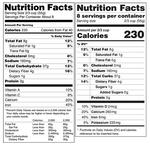 Big changes to food labels get thumbs up from dietician