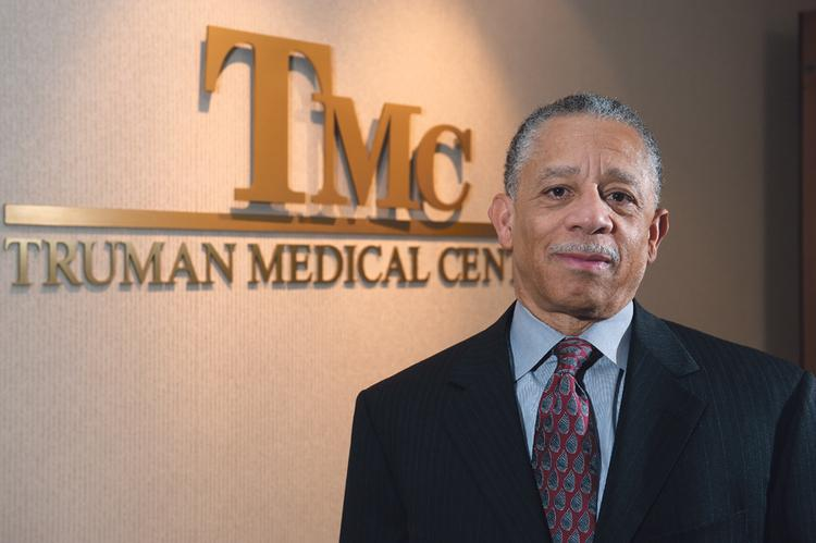 John Bluford III, CEO of Truman Medical Centers, has announced his plan to retire in July.