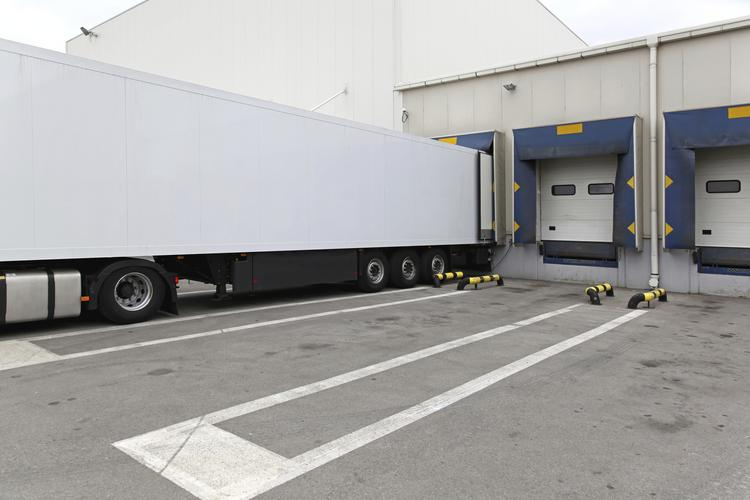 An industrial building in West Sacramento changed hands between trucking companies.