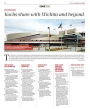 Cover Story Our newsroom works months in advance to uncover the biggest, most important stories in Wichita — then we tell you what it means. That's what you'll find in our new cover stories: deep dives on critical subjects, first-hand introductions to power players and analysis that helps you plan your next move.