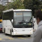 Apple, Genentech bus drivers overwhelming vote to join Teamsters
