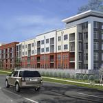 Pollack Shores purchases Stratford Apartments on Park Road, will build new complex