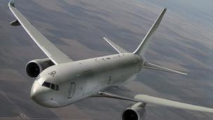 Boeing's new Air Force tanker, dubbed Pegasus.