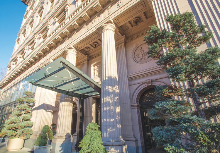 The new name of the former Governor Hotel follows a $6 million renovation.