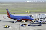 1991 Southwest Airlines begins service in Sacramento  In 2013, Southwest had 2.3 million passengers board here, making up more than half of Sacramento International's 4.35 million boarding passengers last year.