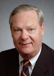 Charles Cook Jr. Chairman, Truxton Trust Co. What advice would you give regarding money? Save all you can.