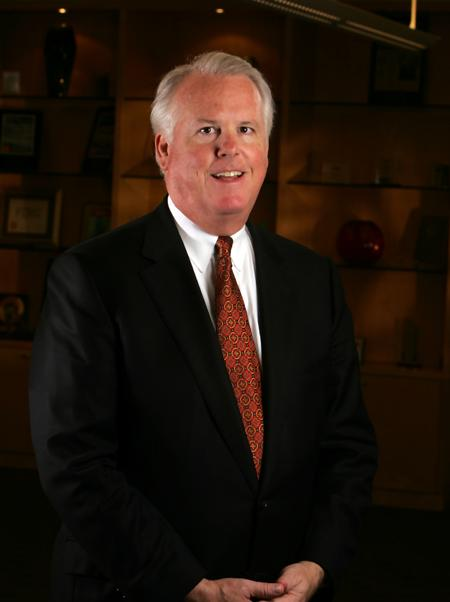 Terry Turner, president and CEO of Pinnacle Financial Partners