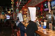 Dick's Last Resort offers a variety a craft beers.