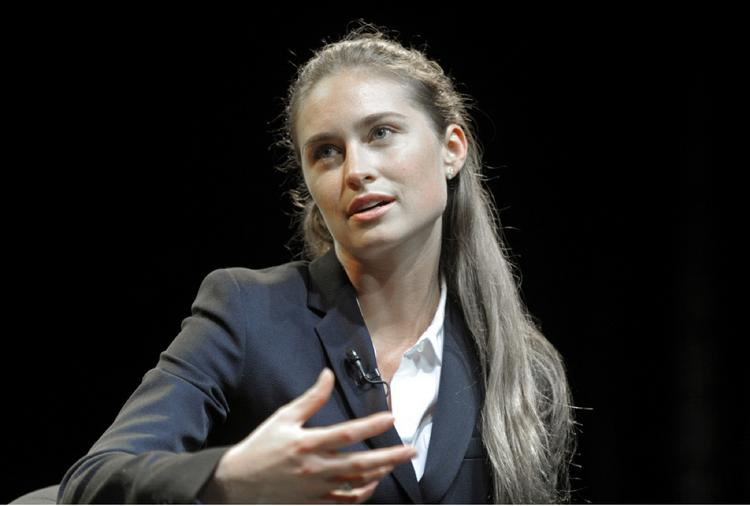 Lauren Bush Lauren, CEO, creative director and founder of FEED Projects