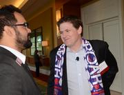 Orlando Business Journal's Richard Bilbao chats with Orlando City Soccer COO Brett Lashbrook.