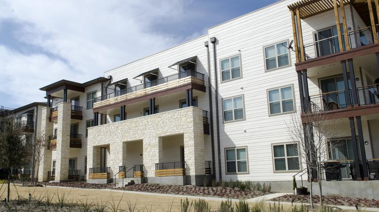 Three neighborhoods in the $3.5 billion Cypress Waters development had over 650 units opened last summer.