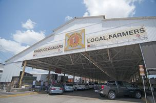 Dallas Farmers Market was the winner last year for Community Impact.