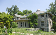 5 South Fairmount Drive: The home is in a gated community.