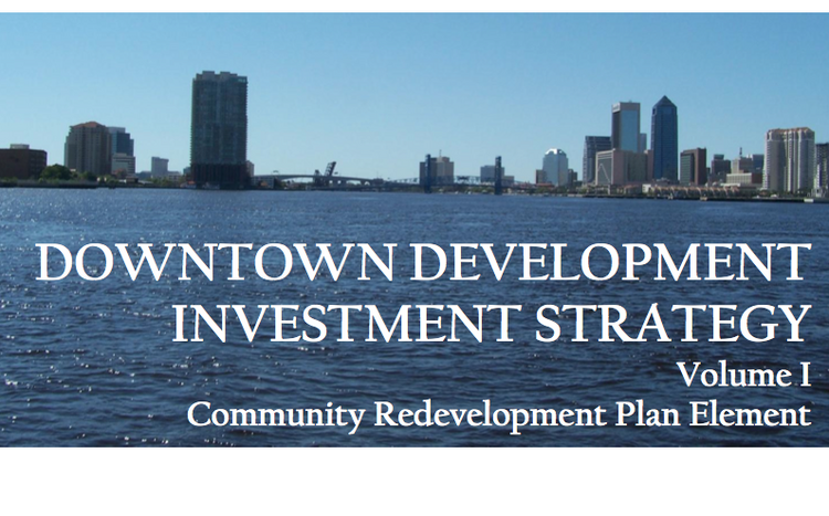 The Downtown Investment Authority has developed a first draft of its redevelopment plan.