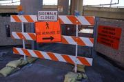 A segment of Harbor Drive in the 3rd Ward will remain closed until mid to late April.