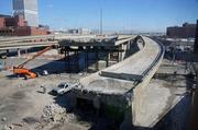 The bridge is structurally sound but, like all major highways, its deck and surface needed a complete rebuild due to its age.