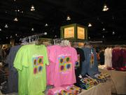 The Pennsylvania Horticultural Society's store at the Flower Show.