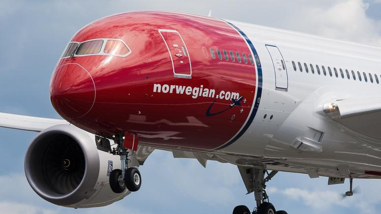 Norwegian Air landed its first flight at Orlando International Airport on May 29, beginning new flights that will bring millions of dollars in new business to the region.