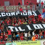 Scorpions to play pair of matches against popular Mexican pro teams