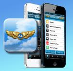 App-ril 12: app helps passengers fly through Airport Life