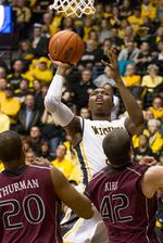 The Wichita State University Shockers: Win 31, in pictures