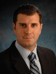 Brian Palmer will serve as a leasing representative for Duke Realty's local industrial properties.