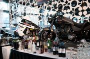Polaris brought its motorcycles, snowmobiles and off-road vehicles to the event at The Depot in Minneapolis.