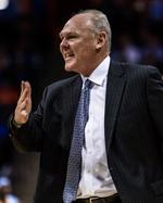 Former NBA coach <strong>George</strong> <strong>Karl</strong> sued by long-time agent Bret Adams
