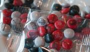The Executive of the Year dinner featured M&M candies with Scott Wine's face.