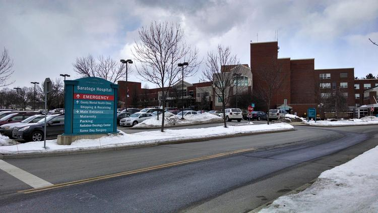 Saratoga Hospital, in Saratoga Springs, employs 2,400 full- and part-time people and runs on an annual budget of about $250 million.