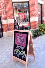 Church Street's rosy respite: Inside Cafe Red