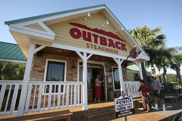Outback Steakhouse starts fresh every day to create the flavors that our mates crave. Best known for grilled steaks, chicken and seafood, Outback also offers .