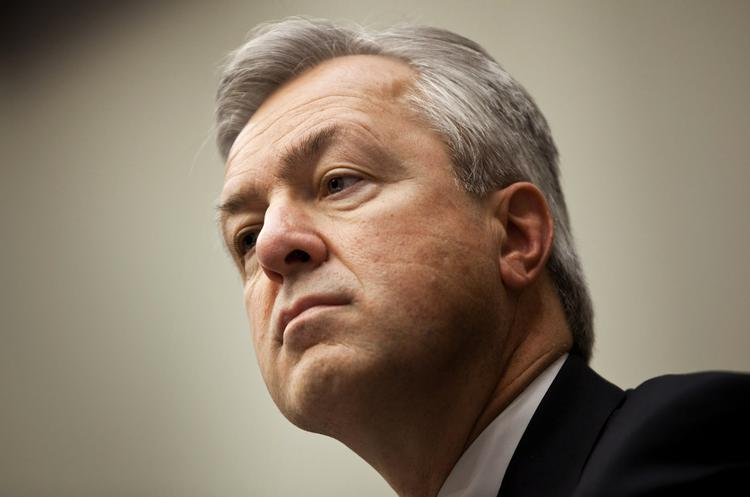 John Stumpf, chairman and CEO of Wells Fargo.