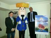 "Abdul-Jabbar, along with ""Airplane!"" co-star Robert Hays and directors David Zucker, Jerry Zucker and Jim Abrahams, joined forces with the Wisconsin Department of Tourism on its 2014 ad campaign."