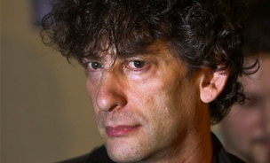 Author, Neil Gaiman