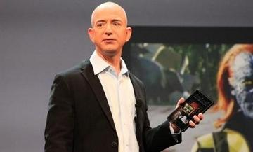 Bezos talks video games, robots, Seattle campus