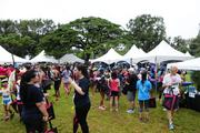 The Hawaii Pacific Health Women's 10K was held Sunday at Kapiolani Park in Honolulu.