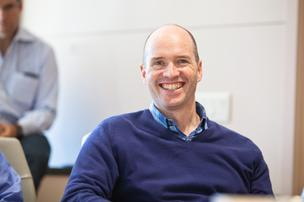 Venture investor Ben Horowitz, whose book