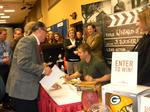 Wisconsin tourism convention attracts big stars, travel professionals
