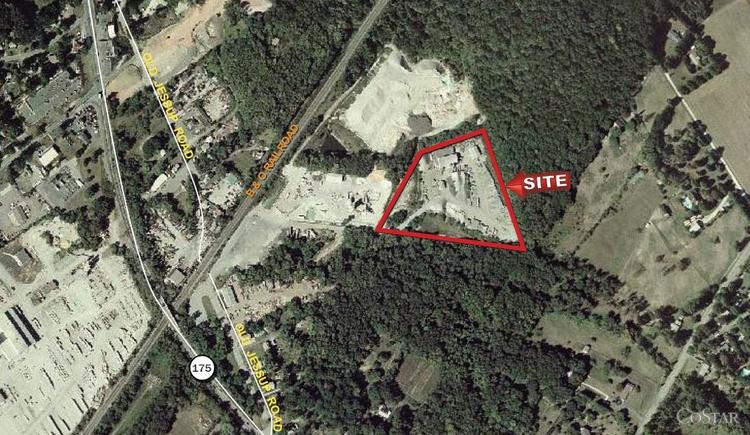 Concrete General paid $2 million for eight acres at 7551 Old Jessup Road in Jessup.
