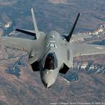 Why Lockheed isn't sweating the Pentagon's proposed budget cuts to F-35