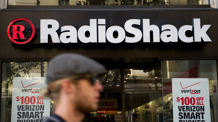 RadioShack is shelving a plan to close more than 1,000 stores.
